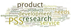 EricsonLarssonIsakssonLarsson-RevisitingTheResearchFieldOfProduct-ServiceSystemsDevelopment-2012-wordle